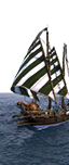 Greek Fire Dromonarion - Nordic Light Boatmen