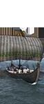 Skeid Longship - Saxon Bow Marauders