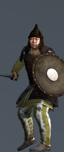 Hunnic Dismounted Warband