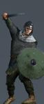 Noble Germanic Swordsmen