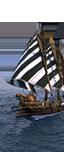 Greek Fire Dromonarion - Vandal Light Boatmen