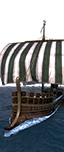 Towered Liburnian Warship - Chosen Vandal Marauders