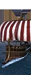 Liburnian Warship - Roman Heavy Marines