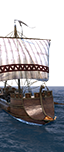 Angriffs-Liburne - Westliche leichte Seesoldaten