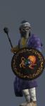Sogdian Warriors