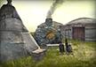 Metalworker's Yurt