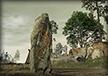 Germanic Standing Stone