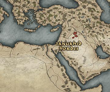 Tanukhids