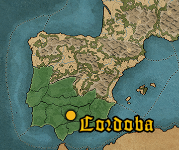 Emirate of Cordoba (Age of Charlemagne)