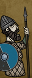 Militia Fyrd Spearmen