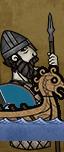 Draca - Militia Fyrd Spearmen