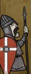 Norman Mailed Spearmen