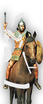 Mercenary Numidian Noble Cavalry