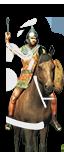Námezdní numidijská urozená jízda