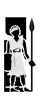 Mercenary Kushite Shieldwomen