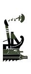 Roman Artillery Quinquereme - Celtic Onager (Ship)