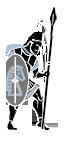 Seleucid Spear Guards