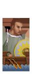 Стрелковая трирема - Наемные иберские пращники