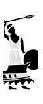 Raiding Hemiolia - Mercenary Numidian Javelinmen