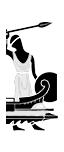 希腊式弓箭三桡舰 - 雇佣努米底亚标枪兵
