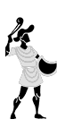 Söldner der rhodischen Steinschleuderer