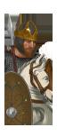 Garde du corps des cavaliers héroïques