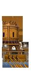Гексарема с башней - Римские легионеры