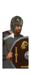 Armoured Germanic Axe Warriors