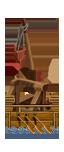 Дальнобойная пентера - Восточный онагр (корабельный)
