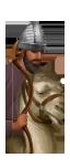 Лучники на верблюдах