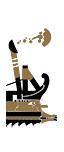 Roman Artillery Quinquereme - Briton Onager (Ship)