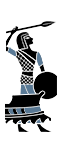 Raiding Hemiolia - Egyptian Javelinmen