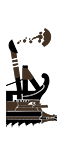 Roman Artillery Quinquereme - German Onager (Ship)