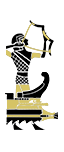 Missile Quinquereme - Auxiliary Egyptian Archers