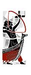 Incursore da tiro medio - Cacciatori con arco lungo