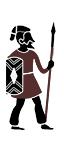 Membri delle tribù germaniche
