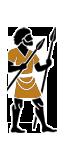 Native Bruttii Tribesmen