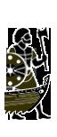Nave de saqueo de asalto - Infantería con hacha sarda