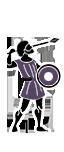 Native Sabine Skirmishers