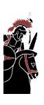 Einheimische kampanische Kavallerie