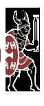 Einheimische ligurische Schwertkämpfer