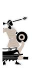 Pursuit Trihemiolia - Carthaginian Javelinmen