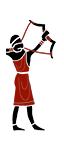 Союзные сабейские лучники