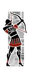 Союзные критские лучники