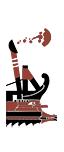 Римская дальнобойная квинквирема - Иберский онагр (корабельный)