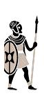 Illyrian Thureos Spears