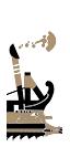 Roman Artillery Quinquereme - Iberian Onager (Ship)