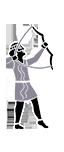 東羅馬弓箭兵