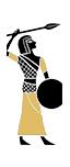 Egyptian Javelinmen