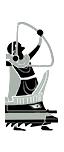 Greek Missile Penteres - Thracian Bowmen